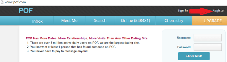 pof dating site sign in - pof login inbox sign in